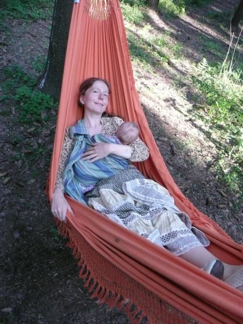 We even found a hammock